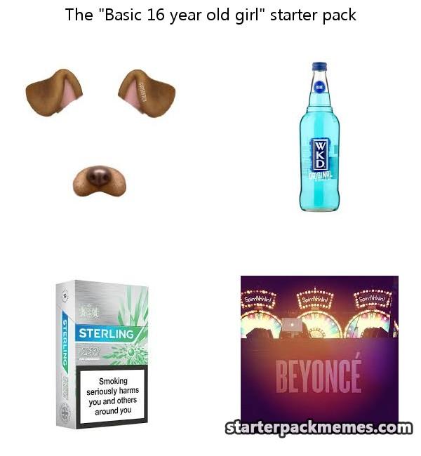 the best of starter pack memes ryley