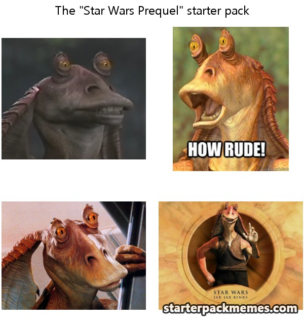 915_star wars prequel the best of starter pack memes star wars prequel